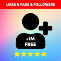 TikBooster - Get followers & likes free 2020 icon