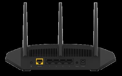 Netgear WAX 204 (back).