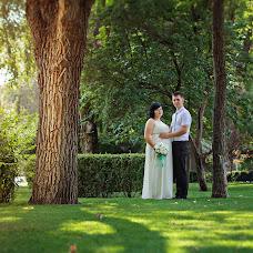 Wedding photographer Aleksandr Cherkesov (Alexandroff). Photo of 04.11.2016