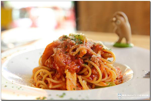 肆號商行 No. 4 Pasta 義大利麵