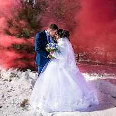 Wedding photographer Vladimir Gumarov (Gumarov). Photo of 21.02.2017