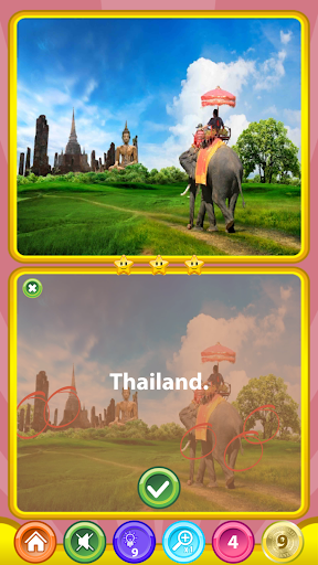 Find The Difference Asia - Spot The Difference for PC
