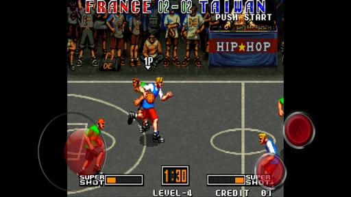 3V3 Basketball game 1 de.gamequotes.net 2