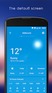 Download Live Weather Forecast For PC Windows and Mac apk screenshot 1