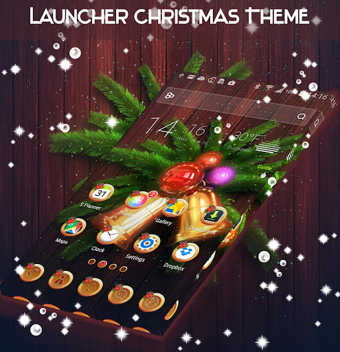 Launcher Christmas Theme 1.264.13.12 screenshots 2