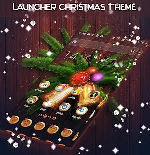 Launcher Christmas Theme - náhled