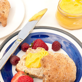 Healthier Scones For Lazy Days.