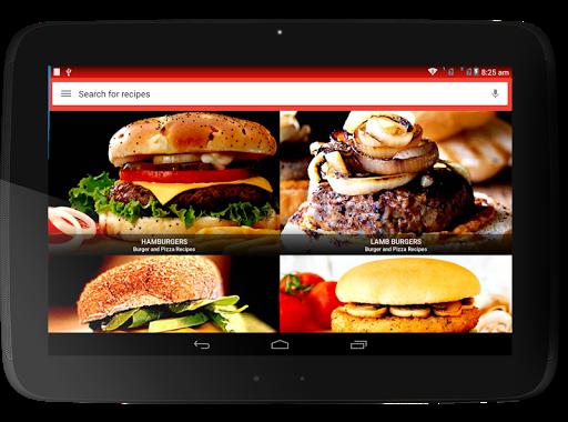 Burger And Pizza Recipes 25.7.5 screenshots 9