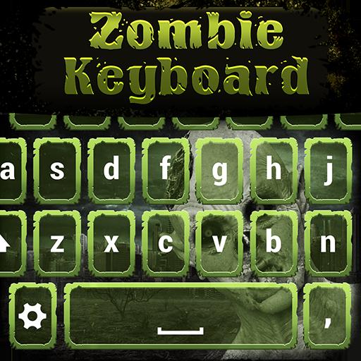 Zombie Keyboard Customizer Icon