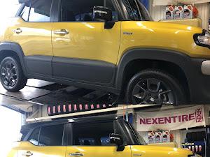 クロスビー MN71S MZ 4WDのサスペンションのカスタム事例画像 すかしっぺさんの2019年01月20日10:16の投稿