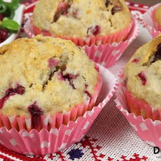 Gluten Free Berry Muffins.