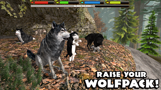 Ultimate Wolf Simulator [Mod] 7