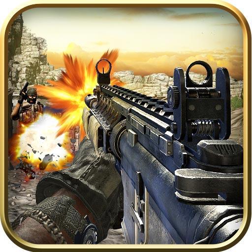 陆军突击队免费战争 動作 App LOGO-硬是要APP