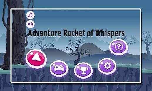 Advanture Rocket of Whispers 2 - náhled