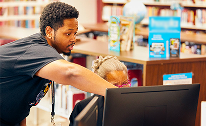 America Has a Digital Skills Gap. Libraries Can Help Fix It