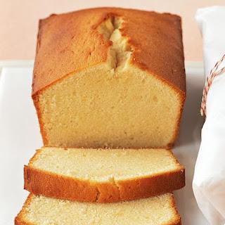 Pound Cake With White Cake Mix Recipes.
