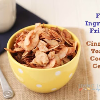 Cinnamon Toasted Coconut Cereal