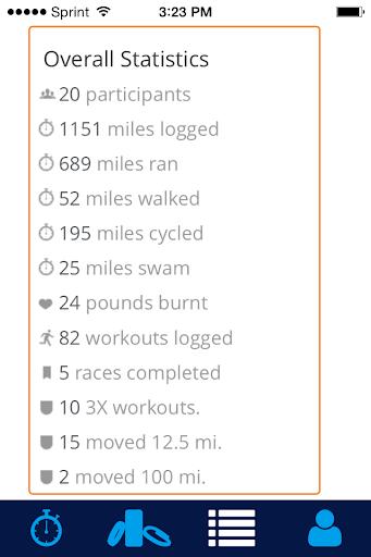 【免費健康App】1 Million Miles Challenge-APP點子