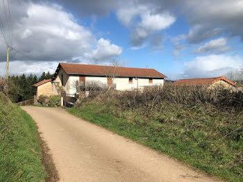 maison à Baudemont (71)