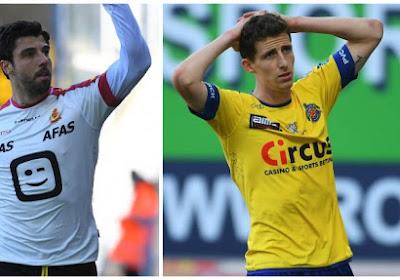 Uros Vitas en Jens Cools zien nog wel positieve punten aan play-off 2