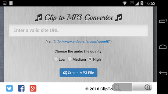 A description downloading mp3s from the internet which should be made legal