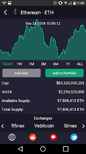 CoinMarket: All in one crypto trader tool- screenshot thumbnail