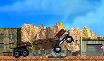 Screenshot of Truck