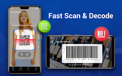 App QR Scanner & QR Code Reader - Barcode Scanner APK for Windows Phone