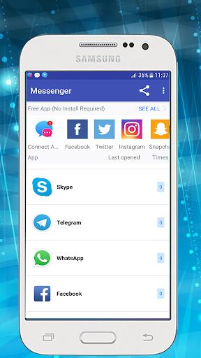 Messenger for All Social Networks for PC