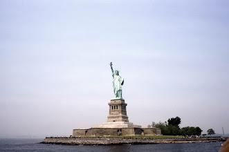 Photo: #003-La statue de la Liberté à New York