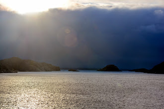 Photo: Storm Clouds in the future