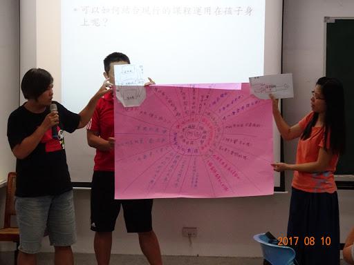 8月8日-8月10日系統思考研習