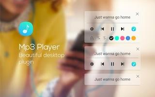 Screenshot of MP3 Player Pro