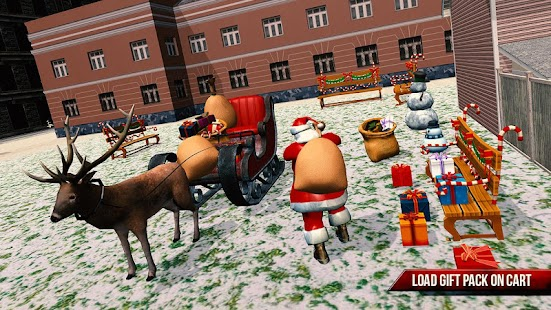 Download Christmas Santa Gift Delivery Simulator Hero for PC