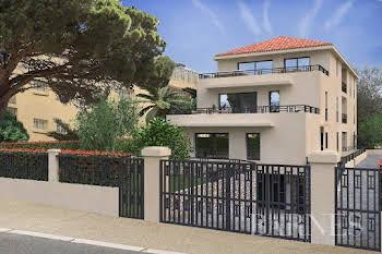 Appartement 3 pièces 119,46 m2