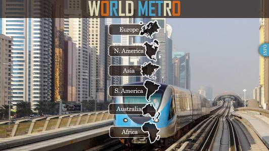 World Metro Pro v1.0.0
