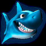 Jumpy Shark - 8bit Free Game Icon