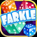 Farkle Dice Roller Zilch Free icon