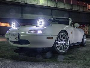 ロードスター NA8C 1997年式のカスタム事例画像 Yasuさんの2019年11月24日17:50の投稿