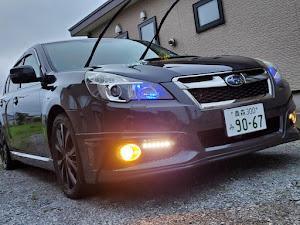レガシィB4 BMG 2.0 GT DIT アイサイト 4WDのカスタム事例画像 青森県のタイプゴールドさんの2020年08月25日11:10の投稿