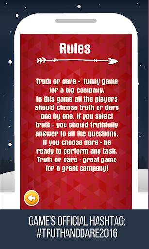 Truth or dare - Hot version 1.0.0 screenshots 7
