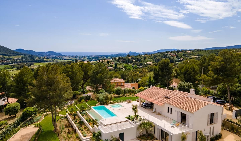 Villa avec piscine et jardin La Cadière-d'Azur