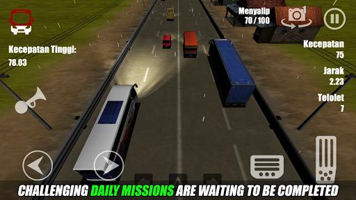 Telolet Bus Driving 3D 1.2.5 screenshots 12