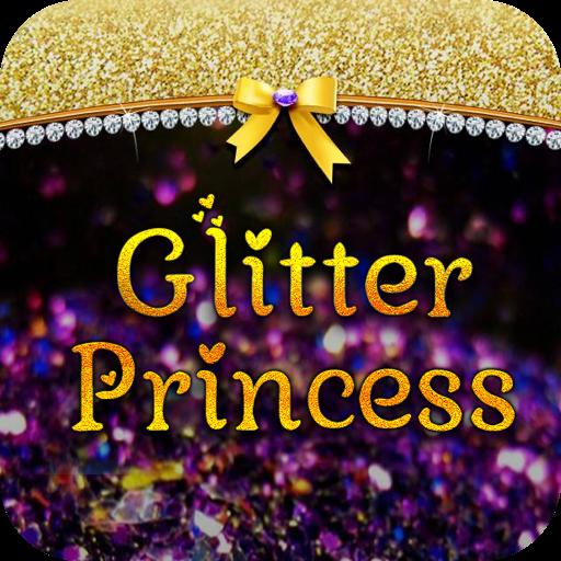 Gitter Princess Font for FlipFont ,Cool Fonts Text