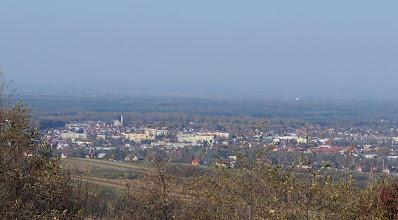 Photo: Osiedle Brzezowieckie w Brzesku i kościół Miłosierdzia Bożego.