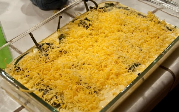 Now comes the easy part.  Bring out your casera cheese and cut into...