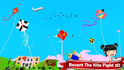Basant The Kite Fight 3D : Kite Flying Games 2020 1.0.1 screenshots 5