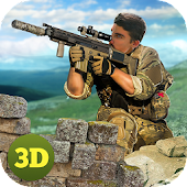 Ghost Sniper: Modern Assassin SWAT Shooter 3D