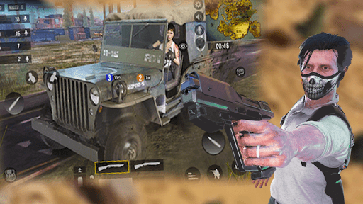 Fire Squad Free Fire: FPS Battleground 1.0 screenshots 1