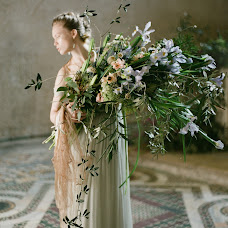 Wedding photographer Oksana Bernold (seashell). Photo of 23.10.2016